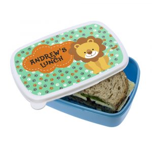 My Little Lion Lunch Box