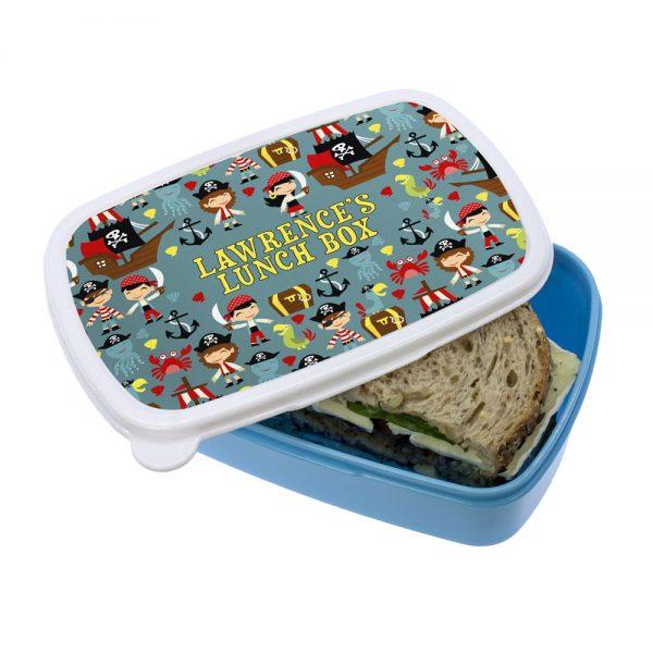 Playful Pirates Lunch Box