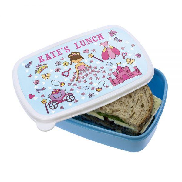 Pretty Princess Lunch Box