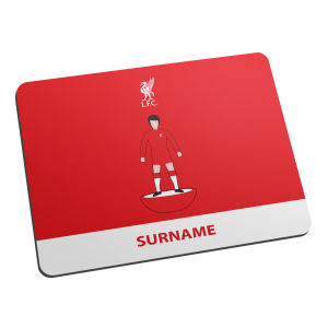 Liverpool FC Player Figure Mouse Mat