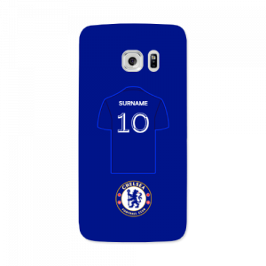 Chelsea FC Shirt Samsung Galaxy S7 Edge Phone Case