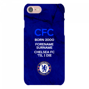 Chelsea FC 'Til I Die iPhone 7 Phone Case
