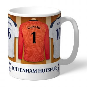 Tottenham Hotspur Goalkeeper Dressing Room Mug