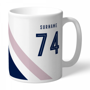 Tottenham Hotspur Stripe Mug
