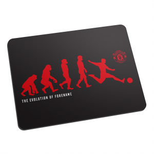 Manchester United FC Evolution Mouse Mat