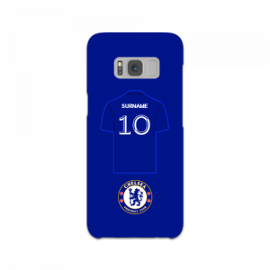 Chelsea FC Shirt Samsung Galaxy S8 Phone Case