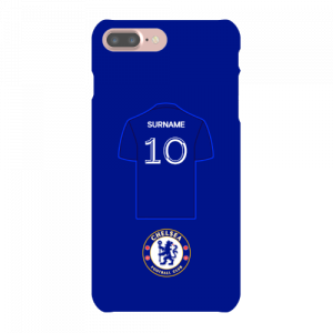 Chelsea FC Shirt iPhone 8 Plus Phone Case