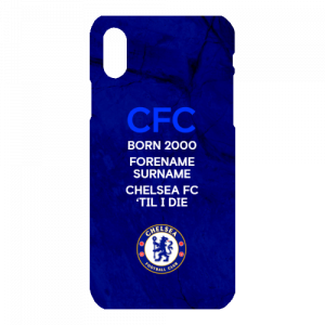 Chelsea FC 'Til I Die iPhone X Phone Case
