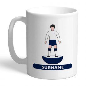 Tottenham Hotspur Player FC Figure Mug