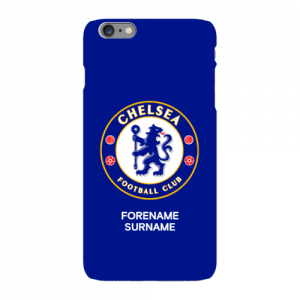 Chelsea FC Bold Crest iPhone 6 Plus Phone Case