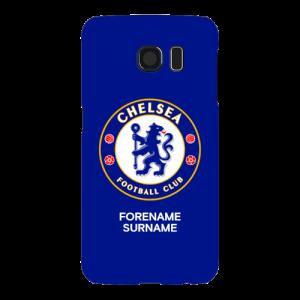 Chelsea FC Bold Crest Samsung Galaxy S6 Phone Case