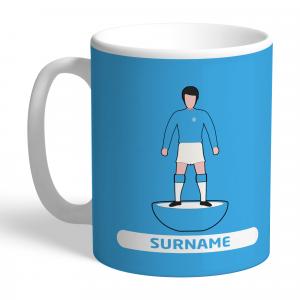 Manchester City FC Player Figure Mug