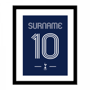 Tottenham Hotspur Retro Shirt Print