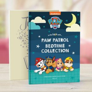 Personalised Paw Patrol Stories Collection