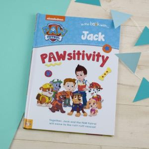 Paw Patrol: Pawsitivity – Personalised Book