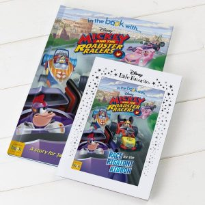 Disney Little Favourites Mickey & The Roadster Racers