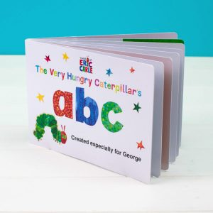 Very Hungry Caterpillar Board Book – ABC
